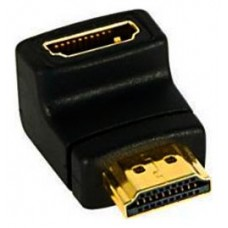 Nanocable - Adaptador HDMI V1.3 Acodado - Conexiones