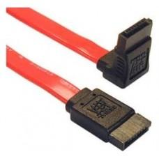 Nanocable - Cable SATA DATOS ACODADO de 0,5m