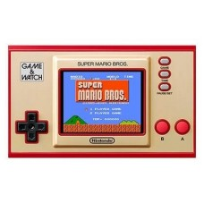 CONSOLA NINTENDO GAME & WATCH: SUPER MARIO BROS (Espera 4 dias)