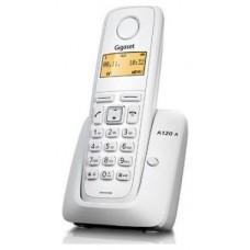 TELEFONO FIJO GIGASET A120 INALAMBRICO BLANCO
