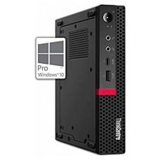 PC LENOVO THINKCENTRE M630E I3-8100 4GB 500GB TINY NO SO