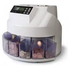 Safescan 1250, Contador y clasificador de monedas