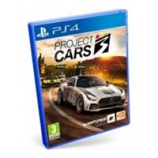 JUEGO SONY PS4 PROJECT CARS 3