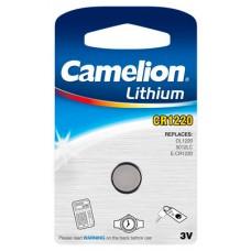 Boton Litio CR1220 3V (1 pcs) Camelion (Espera 2 dias)