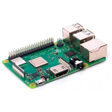 Raspberry Pi PI 3 MODEL B+ placa de desarrollo 1,4 MHz BCM2837B0 (Espera 4 dias)