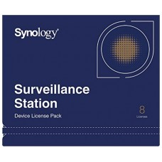 SYNOLOGY Camera License Pack (8 Licencias)