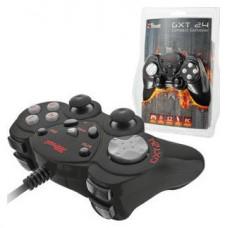Trust GXT 24 Gamepad PC USB 2.0 Negro (Espera 4 dias)