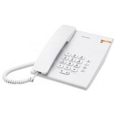 Alcatel Temporis 180 Teléfono DECT Identificador de llamadas Blanco (Espera 4 dias)