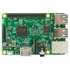 RASPBERRY PLACA BASE PI 3 MODELO B  (182-8032) (Espera 4 dias)