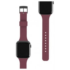 UAG APPLE WATCH [U] 42/44 SILICONE AUBERGINE (Espera 4 dias)