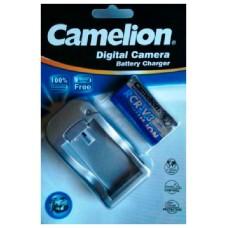Cargador CR-V3 (Camaras digitales) Camelion (Espera 2 dias)