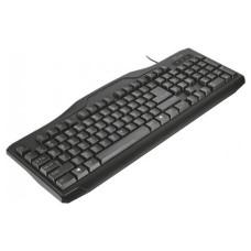 Trust ClassicLine teclado USB QWERTY Inglés Negro (Espera 4 dias)