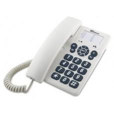 TELEFONO FIJO  SPC ORIGINAL 3602 BLANCO