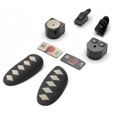 THRUSTMASTER GAMEPAD eSWAP PRO CONTROLLER FIGHTING PACK - PS4 / PC (4160756) (Espera 4 dias)