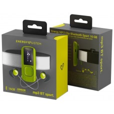 REPRODUCTOR MP3 ENERGY SISTEM CLIP BLUETOOTH SPORT