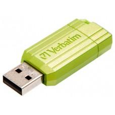 MEMORIA USB 32GB VERBATIM 2.0 49416 COLOR VERDE