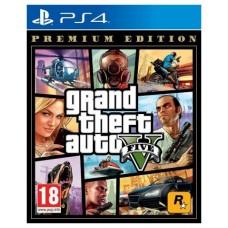 JUEGO SONY PS4 GRAND THEFT AUTO V PREMIUM EDITION
