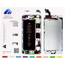 Alfombrilla Magnética Despiece Iphone 6 Plus (Espera 2 dias)