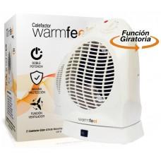 Calefactor con Giro Aire Caliente/Frio Eider A18 2000W WarmFeel (Espera 2 dias)