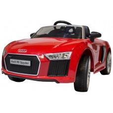 Coche Infantil Eléctrico Audi R8 Spyder Rojo (Espera 2 dias)