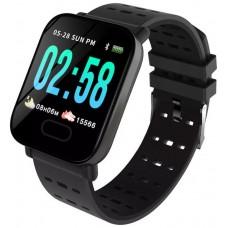Smartwatch A6 Bluetooth Negro (Espera 2 dias)