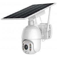 Cámara Seguridad Videovigilancia Energía Solar HD 1080p 4G (Espera 2 dias)
