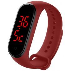 Reloj Pulsera Termómetro Rojo (Espera 2 dias)