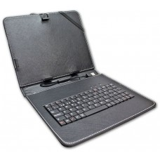 "Funda Tablet Teclado 8"" Negra (Espera 2 dias)"
