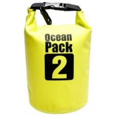 Bolsa Impermeable Ocean Pack 2 Amarilla (Espera 2 dias)