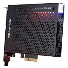 AVERMEDIA LIVE GAMER 4K PCI-E (61GC5730A0AS) (Espera 4 dias)