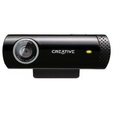 WEBCAM CREATIVE LIVE! CAM CHAT HD 720P USB NEGRO (Espera 4 dias)