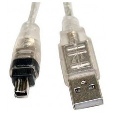 Cable Usb a Ieee 1394 4 Pines (Espera 2 dias)