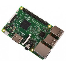 Raspberry Pi 3 Model B placa de desarrollo 1200 MHz (Espera 4 dias)