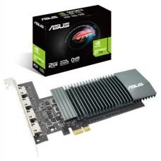 VGA ASUS GEFORCE GT710-4H-SL-2GD5 2GB PASIVA (Espera 4 dias)