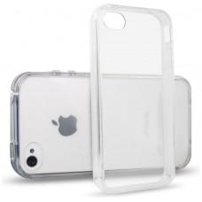 Funda Silicona Transparente Ultra Slim Iphone 4/4S (Espera 2 dias)