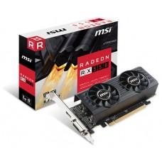 VGA MSI RX 550 2GT LP OC,AMD,RX550,2GB (Espera 4 dias)