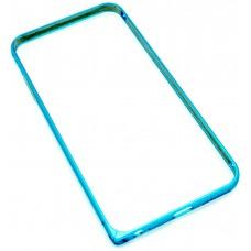 Bumper Azul Iphone 6 Plus/6S Plus (Espera 2 dias)