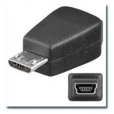 ADAPTADOR MINI USB (5PIN) H - MICRO B MACHO (Espera 4 dias)