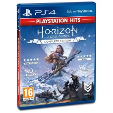 JUEGO SONY PS4 HITS HORIZON ZERO DAWN COMP.EDIT
