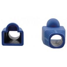 KRAMER FUNDA PROTECTORA DE GOMA PARA CONECTOR RJ-45 LIGHT BLUE (CB-LBLUE) PACK 10 UDS (Espera 4 dias)