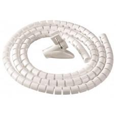 ORGANIZADOR CABLES ZIP 2M BLANCO FELLOWES 9929901 (Espera 4 dias)