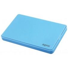 CAJA HD EXTERNA APPROX APPHDD200B USB 2.0 PARA DISCOS