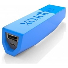 POWER BANK UNIVERSAL 2600mAh BLUE APPROX (Espera 4 dias)