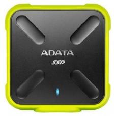 ADATA SD700 256 GB Negro, Amarillo (Espera 4 dias)