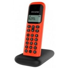 TELEFONO INALAMBRICO ALCATEL D285 NEGRO/ROJO (Espera 4 dias)