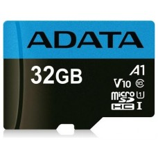ADATA 32GB, microSDHC, Class 10 memoria flash Clase 10 UHS-I (Espera 4 dias)