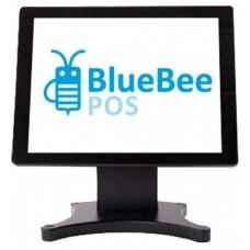 """MONITOR TACTIL BLUEBEE 15"""" CAPACITIVA PLANA P-CAP (Espera 4 dias)"""