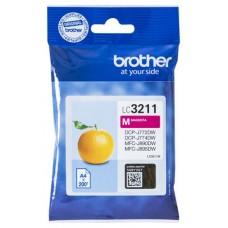 TINTA BROTHER LC-3211M MAGENTA 200PAG (Espera 4 dias)