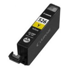 CARTUCHO COMP. CANON CLI526 AMARILLO 4543B001 9 ML