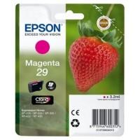 TINTA EPSON C13T29834012 Nº 29 MAGENTA (Espera 4 dias)